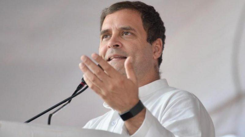 कांग्रेस अध्यक्ष राहुल गांधी 7 जून को अपने संसदीय निर्वाचन क्षेत्र केरल वायनाड जाएंगे