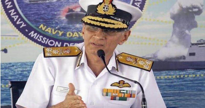 नौसेना को मजबूत, विश्वसनीय बनाएंगे नए नौसेना प्रमुख एडमिरल करमबीर सिंह