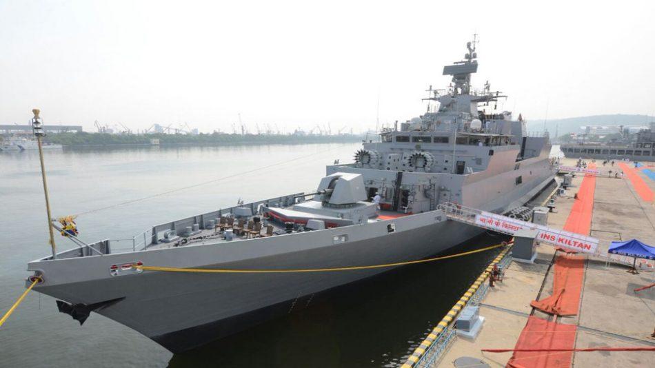 भारतीय नौसेना ने पनडुब्बी बचाव का परीक्षण किया