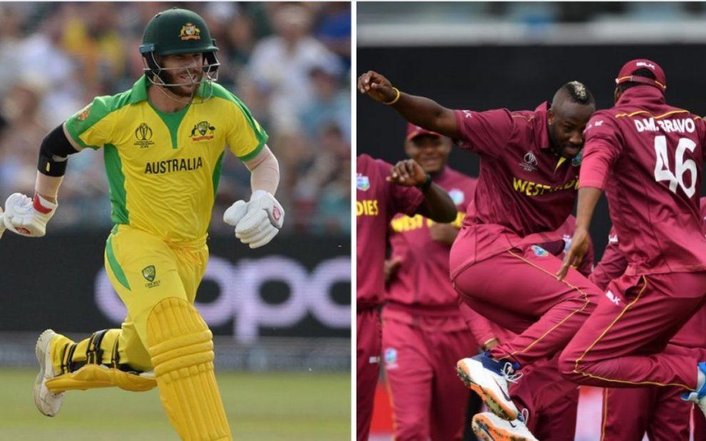 विश्व कप : विंडीज के आक्रामक तेवर लेंगे ऑस्ट्रेलिया की परीक्षा