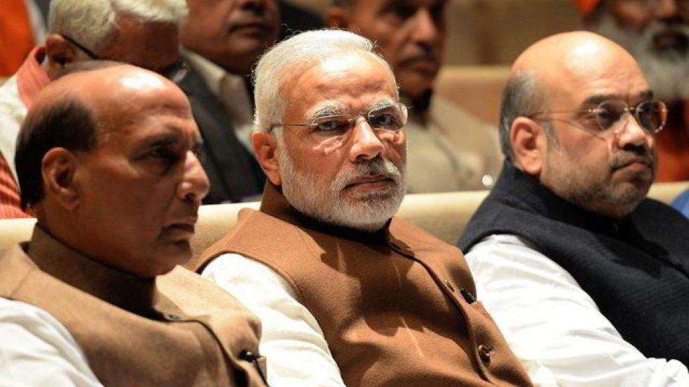 गृह मंत्री अमित शाह सभी आठ कैबिनेट समितियों में और रक्षा मंत्री राजनाथ सिंह दो में शामिल