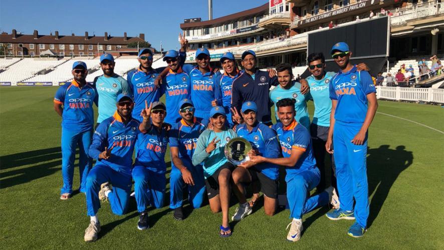अनाधिकारिक वनडे : ऋतुराज गायकवाड़ का शतक, इंडिया-ए को मिली जीत
