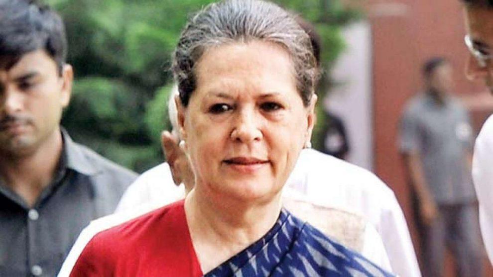 संसद में सहयोग के लिए भाजपा नेताओं ने सोनिया गांधी से मुलाकात की
