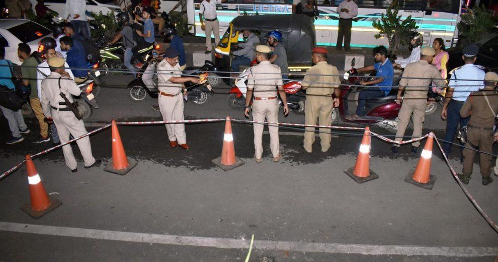 ग्रेनेड हमले के संदर्भ में एक और की हुई गिरफ्तारी