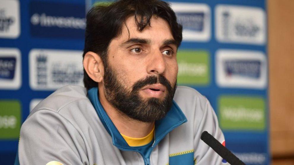भारत और इंग्लैंड पहुंचेगी फाइनल में : मिस्बाह उल हक