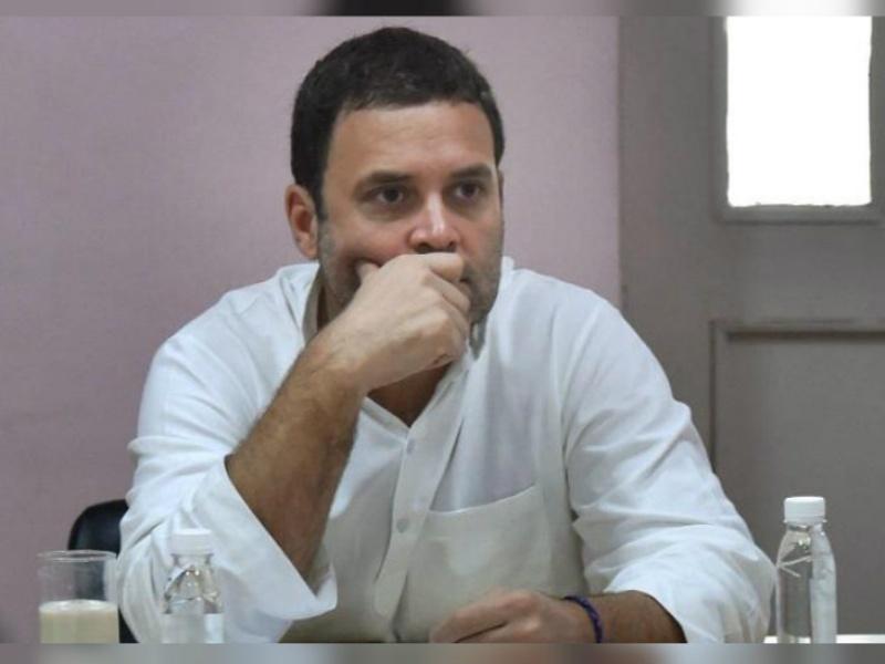 कांग्रेस अध्यक्ष पद से इस्तीफा दे सकते हैं राहुल गांधी