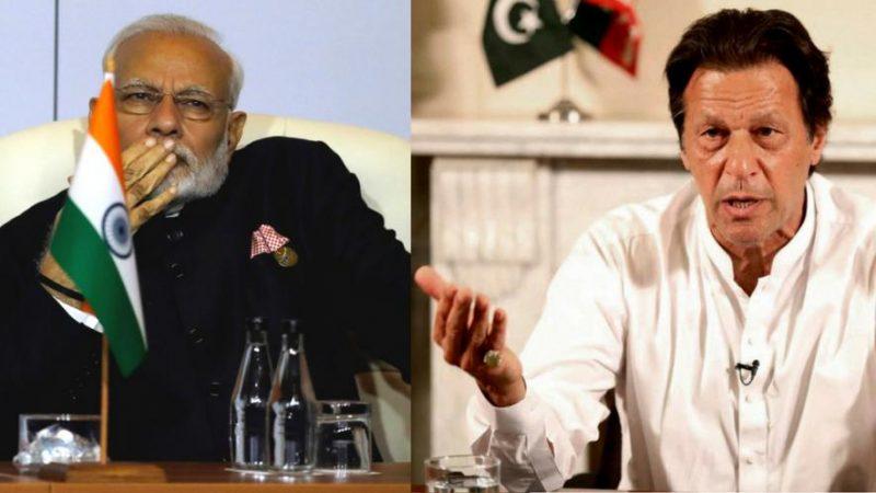 पाकिस्तानी प्रधानमंत्री ने फोन पर मोदी को बधाई दी
