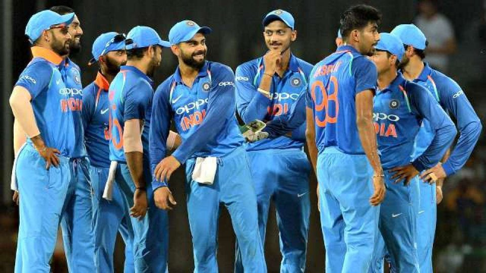 बारिश के चलते रद्द हुआ टीम इंडिया का अभ्यास सत्र